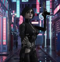 Domino (XNALara model) by JavierTheOne