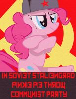 Commie Pie by Celrahk