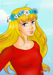 Princess by Chyche