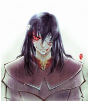 banished prince: Zuko by kelly1412