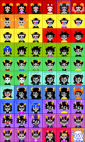 CRAPTON OF HOMESTUCK ICONS by pixel9191