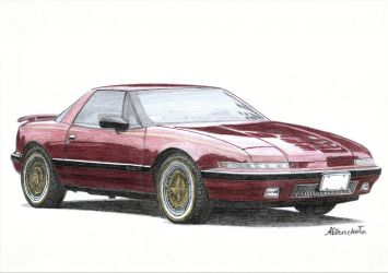Buick Reatta 3/3 by PaperGarage
