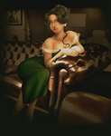 Lady Chesterfield by Ciorane