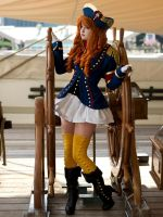 Sunlit Sails by AngelaClaytonCosplay