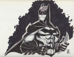 Batman New 52 by masta8
