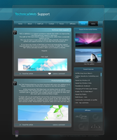 TechWeb Support Concept by Jalokim5