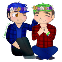 Flower Crowns are Gr8 by Envarchy