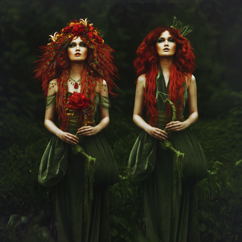 Mother Nature (Photo Art) by DoriannaLaufeyson