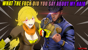 what the fuck did you say about my hair by TOA316XDNUI-OFFICIAL