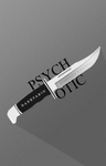 Psychotic [Wattpad Cover #16] by night-gate