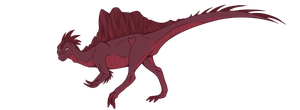 Spino by Redwolfless