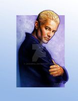 James Marsters print by jasonpal