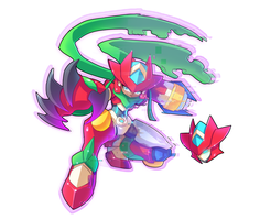 Commission: Biometal Model RY by ultimatemaverickx