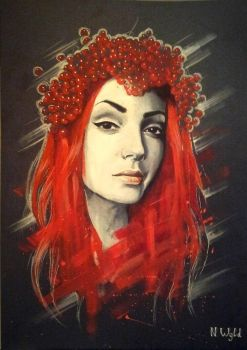 RED by natwylde
