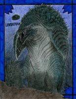 Leviathan by MonsterKingOfKarmen