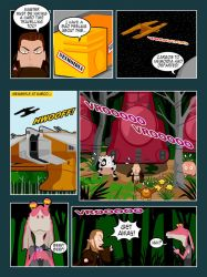 Start Wars: Episode I pg13 by Lord-Yoda