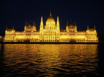 Budapest by Ly-Young