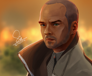 Detroit become human [Markus] by 8Msin