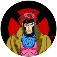 Gambit X Series 2016 by LucasAckerman