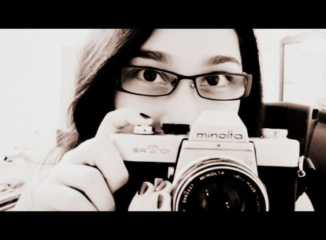 Minolta and Me by Autumn-May