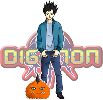 Todd - Digimon Darkness by Byto