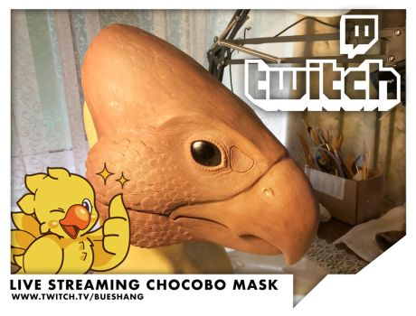 Chocobo Live Stream by Bueshang