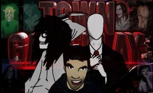 Town Gameplay Creepypastas by 6HB