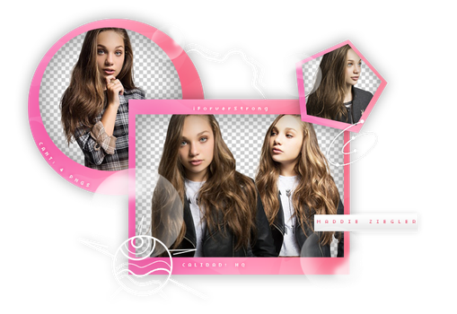 Pack Png 032//Maddie Ziegler by iForeverStrong