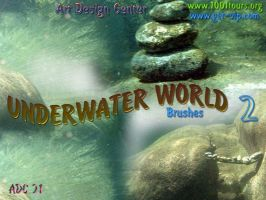 ADC-Brushes 21-Underwater 2 by 4sundance