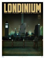 Serenity Poster: Londinium by lexigeek