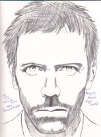 Gregory House by DudettRin101