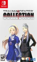 Trauma Center Collection (Nintendo Switch) by marblegallery7