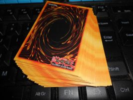 Yugioh Back Cards TCG Printed by Carlos123321