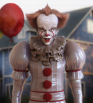 Pennywise by AEmiliusLives