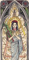 Saint Perpetua by Theophilia