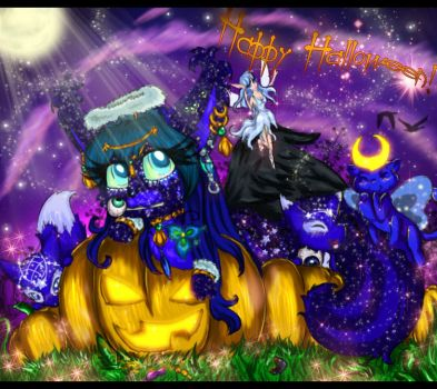Mirchar_  Halloween 2012 by NightAngelTDC