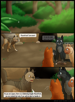 Warriors: Blood and Water - Page 18 by KelpyART