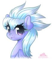 Cloudchaser by FluffyMaiden