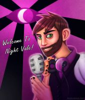 Welcome To Night Vale by ROGUEKELSEY