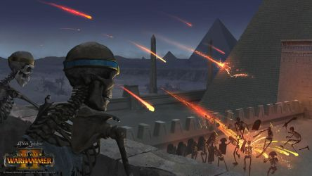 Tomb Kings Under Siege by EthicallyChallenged