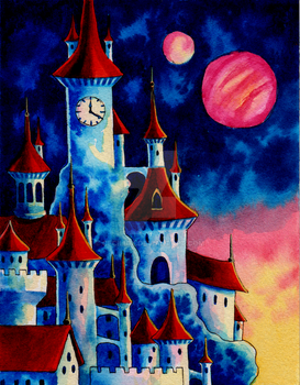 Castle (editet) by CeciliaX