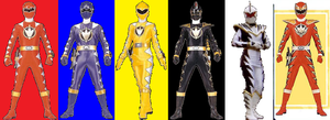 Dino Thunder (Adrenalineverse) by AdrenalineRush1996