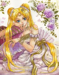 Princess Serenity by cypritree