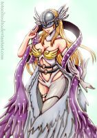 Angewomon by TOTOOLTOULTO