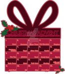 Christmas Advent Calender - OPEN by Equestrianadopts