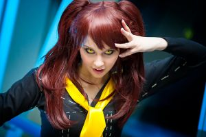 Persona 4: A Shadow... The True Self! by meltyfate