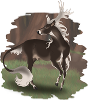 Lord Aracel | Stag | Royal by orengel