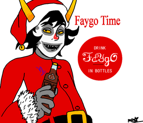 Merry Christmas Gamzee Style by EndlessSummers1