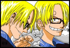 Sanji For Sissel by l3xxybaby