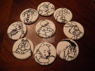 The Hundred Acre Woods by Afina79